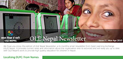 March-April 2010 Newsletter